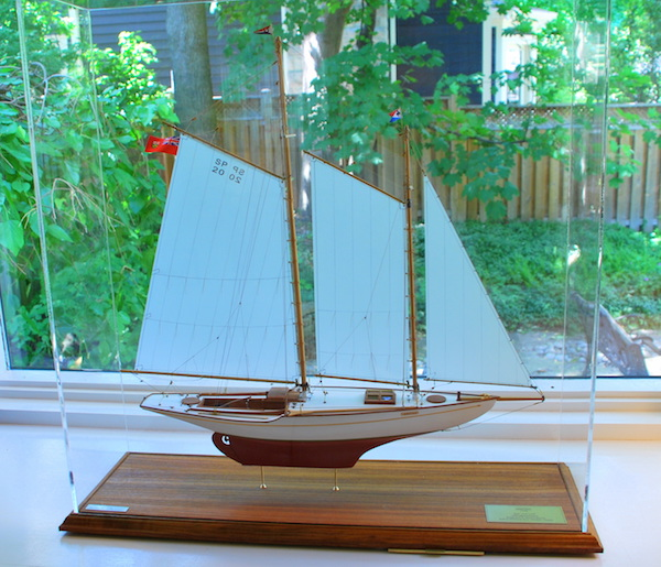 Anitra on display